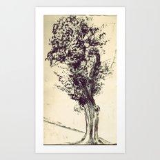 Alameda De Hercules  Art Print