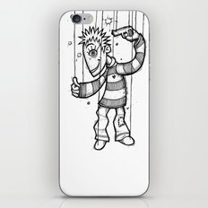 Puppet iPhone & iPod Skin