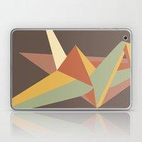 Abstract Crane Laptop & iPad Skin