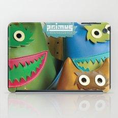Alt. Album Cover: Green Naugahyde iPad Case