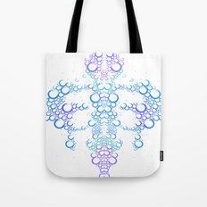 Ink Blot (Light) Tote Bag