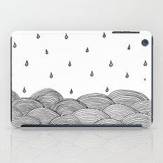 Rain And Sea iPad Case