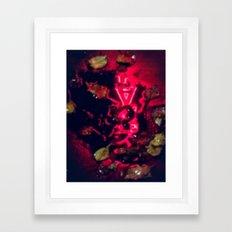 Liquid Light Framed Art Print