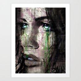 Art Print - ALWAYS NEVER - LouiJoverArt