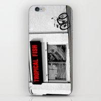 Corner Fish Shop iPhone & iPod Skin