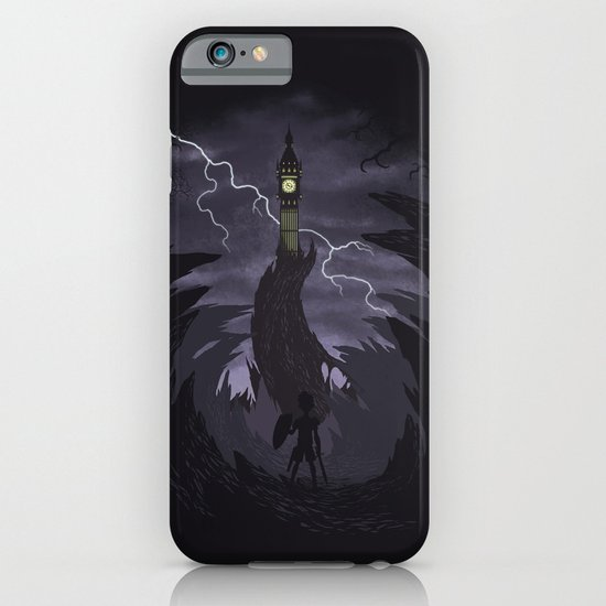 The Clock Tower iPhone & iPod Case