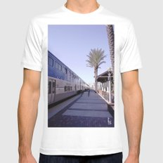 A Traveler's Perspective Mens Fitted Tee SMALL White