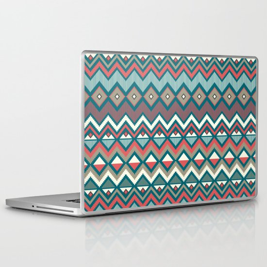 Aztec. Laptop & iPad Skin