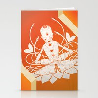 Opening The Higher State… Stationery Cards