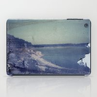 Lake Russell Polaroid Transfer iPad Case