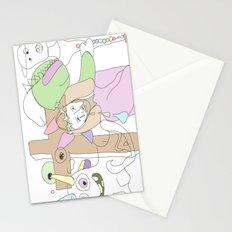 Funland 3 Stationery Cards