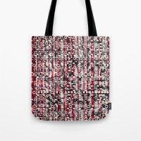 Linear Thinking Trip-Swi… Tote Bag
