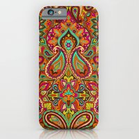 iPhone & iPod Case featuring Paisley by Aimee St Hill