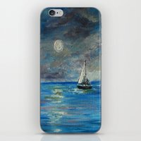 On Our Way Home iPhone & iPod Skin