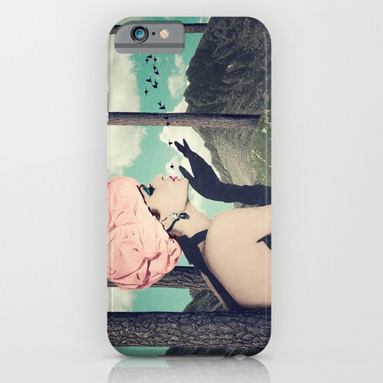 Breathless iPhone & iPod Case