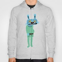 HIPSTER BUNNY Hoody