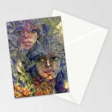 Sisters. Stationery Cards