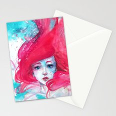 Ariel, The Little Mermaid Stationery Cards