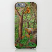 Beautiful Forest iPhone 6 Slim Case
