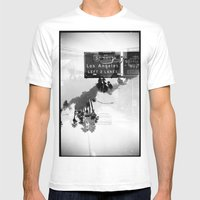 Landscapes (35mm Double … Mens Fitted Tee White SMALL