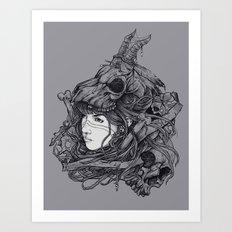 TRIBE Art Print
