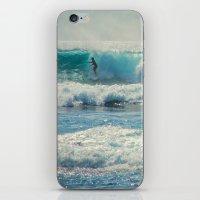 SURF-ACING iPhone & iPod Skin