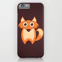 Lil' Fox iPhone 6 Slim Case