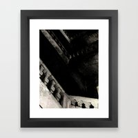 -087-A Framed Art Print