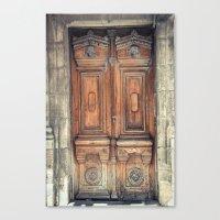 Doors II Canvas Print