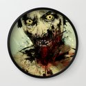 UNDEAD Wall Clock