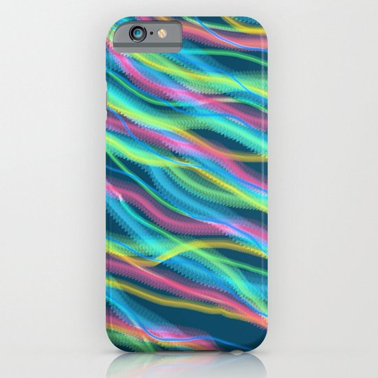 80s Ripple iPhone & iPod Case
