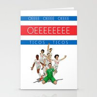Ticos Stationery Cards