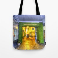Covent Garden London  Tote Bag