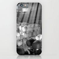 iPhone & iPod Case featuring barrel room by Krista Glavich