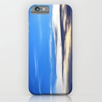 Blue Sunset iPhone 6 Slim Case