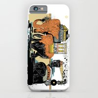 iPhone & iPod Case featuring Oiliphants by Dushan Milic