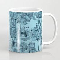 Doctor Who Toile De Jouy… Mug