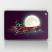 Moon Thief Laptop & iPad Skin