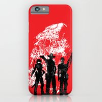 Waiting For The Dead iPhone 6 Slim Case