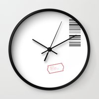 Best Before Wall Clock
