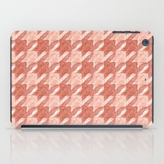lobster houndstooth iPad Case