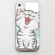 Cat iPhone 5c Slim Case