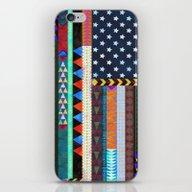 Boho America iPhone & iPod Skin