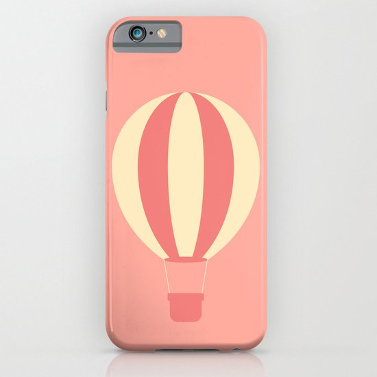 #84 Hot Air Balloon iPhone & iPod Case