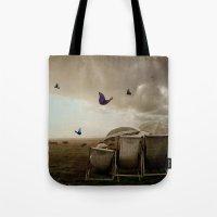Mayhem Tote Bag