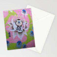 Graffiti Coffee Wall Stationery Cards