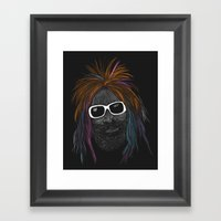 George Clinton Framed Art Print