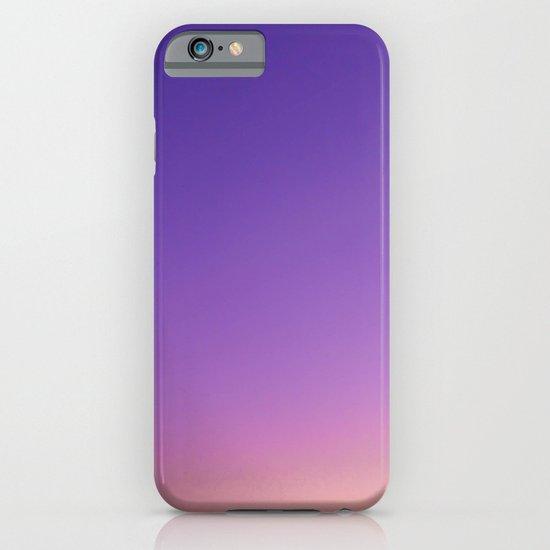 Sunset Moon iPhone & iPod Case