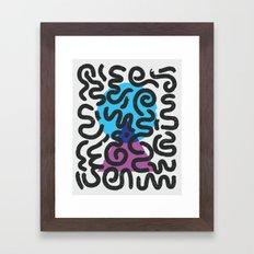 Bad Things Happen To Goo… Framed Art Print
