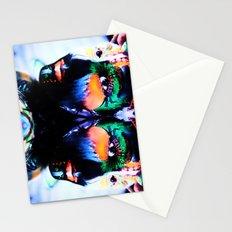 UV GODDESS REFLECTION Stationery Cards